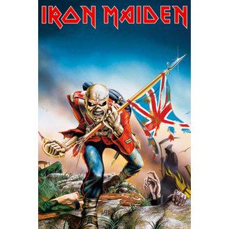 plagát - Iron Maiden - Trooper - LP1401, GB posters, Iron Maiden