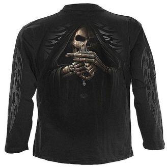 tričko pánske s dlhým rukávom SPIRAL - Bone Finger, SPIRAL