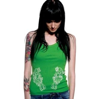tielko dámske TOXICO - GBB AP Swallows - Green, TOXICO
