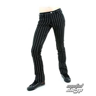 nohavice dámske Mode Wichtig - New Hipster Pin Stripe, MODE WICHTIG