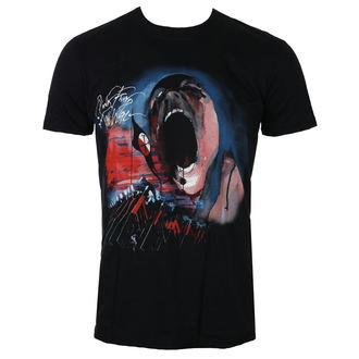 tričko pánske Pink Floyd - The Wall Scream & Hammers - Black - ROCK OFF, ROCK OFF, Pink Floyd
