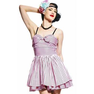 šaty dámske HELL BUNNY - Lala Dress - Pink, HELL BUNNY