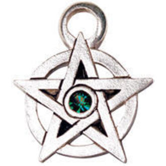 prívesok Jewelled Pentagram - EASTGATE RESOURCE, EASTGATE RESOURCE