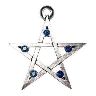 prívesok Open Pentagram - EASTGATE RESOURCE, EASTGATE RESOURCE