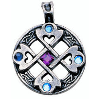 prívesok Celtic Cross Heart - EASTGATE RESOURCE, EASTGATE RESOURCE
