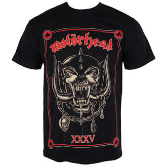 tričko pánske Motorhead - Anniversary - EMI, ROCK OFF, Motörhead