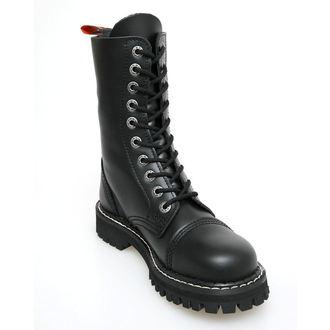 topánky KMM 10dírkové - Black - 100