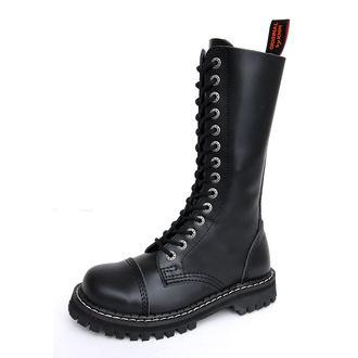 topánky KMM 14dírkové - Black - 140/Z