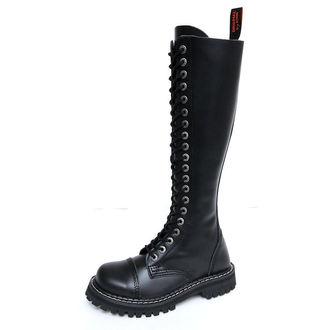 topánky KMM 20dírkové - Black
