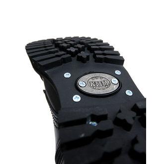 topánky KMM 20dírkové - Black - 200/2