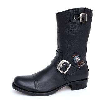 topánky pánske NEW ROCK - GY01-S1 - Bufalo Negro