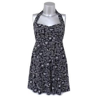 šaty dámske VANS - Street Tags - ONYX
