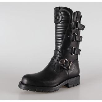 topánky NEW ROCK - 7604-S1 - Itali Negro
