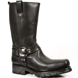 topánky NEW ROCK - 7610-S1 - Itali Negro