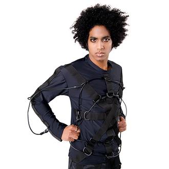 tričko pánske Sektor 1 - Trap Cardy Jersey Black, SEKTOR 1