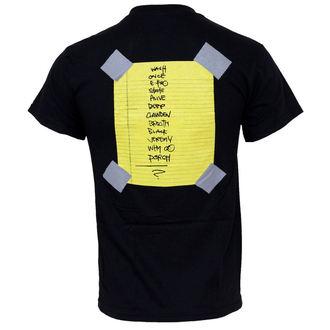 tričko pánske Pearl Jam - Stickman, LIVE NATION, Pearl Jam