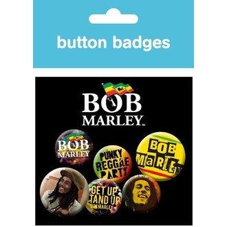 odznaky Bob Marley - Ona Love - BP0313, GB posters, Bob Marley