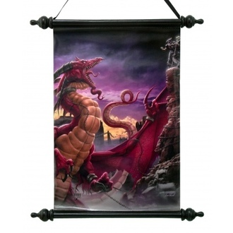 zvitok Art Scroll - Unleash The Dragon