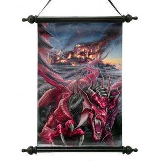 zvitok Art Scroll - Dragons Night