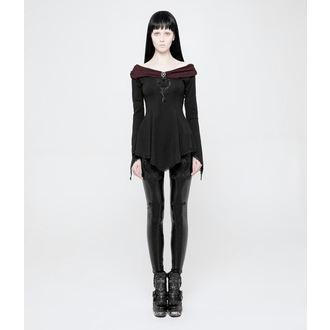 tričko dámske s dlhým rukávom PUNK RAVE - Vespertine Gothic, PUNK RAVE
