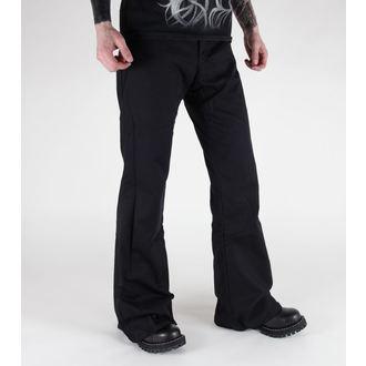 nohavice Black Pistol - Loon Hipster Denim Black, BLACK PISTOL