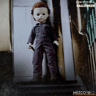 figúrka Halloween - Living Dead Dolls - Michael Myers, LIVING DEAD DOLLS