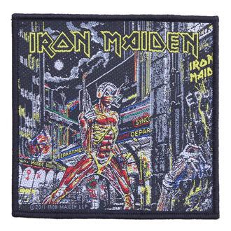 nášivka Iron Maiden - Somewhere In Time, RAZAMATAZ, Iron Maiden