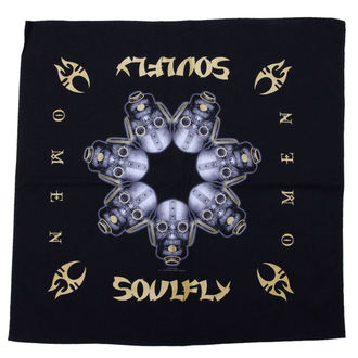 šatka Soulfly - Omen, RAZAMATAZ, Soulfly