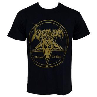 tričko pánske Venom - Welcome To Hell, RAZAMATAZ, Venom
