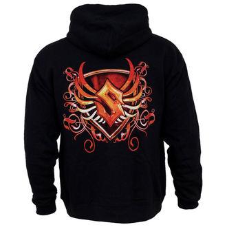 mikina pánska sa zipsom Sabaton - Coat Of Arms - NUCLEAR BLAST, NUCLEAR BLAST, Sabaton