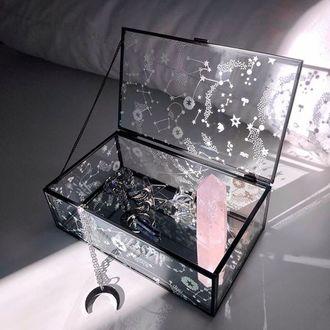 šperkovnica (dekorácia) KILLSTAR - Ethereal, KILLSTAR