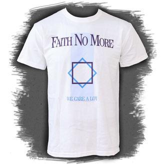 tričko pánske Faith No More - We Care A Lot - PLASTIC HEAD, PLASTIC HEAD, Faith no More