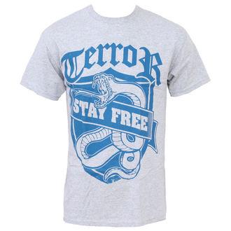 tričko pánske Terror - Stay Free, Buckaneer, Terror