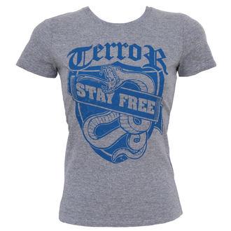 tričko dámske Terror - Stay Free, Buckaneer, Terror
