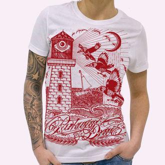 tričko dámske Parkway Drive - Lighthouse - White, KINGS ROAD, Parkway Drive
