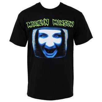 tričko pánske Marilyn Manson - MMTV, BRAVADO, Marilyn Manson