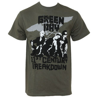 tričko pánske Green Day - Vandals, BRAVADO, Green Day
