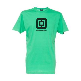 tričko pánske HORSEFEATHERS - Fair - GREEN, HORSEFEATHERS