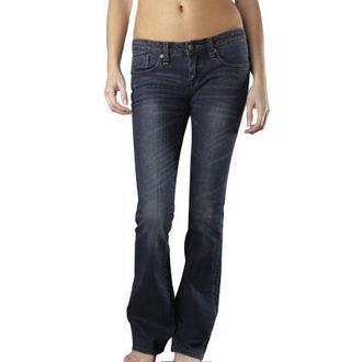 nohavice dámske (jeansy) FOX - Morrison - PERMANENT MIDNI