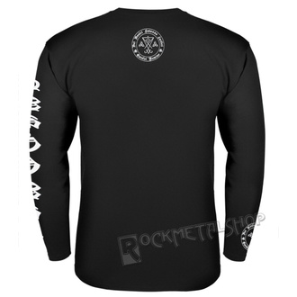 tričko pánske s dlhým rukávom AMENOMEN - DEI NOSTRI SATANAS LUCIFERI EXCELSI NOMINE, AMENOMEN