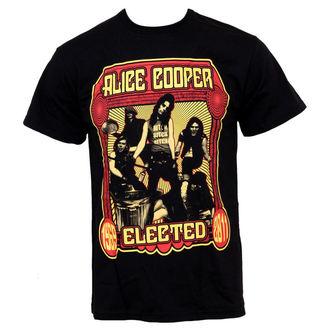 tričko pánske Alice Cooper - Elected Band - EMI, ROCK OFF, Alice Cooper