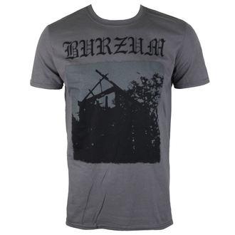 tričko pánske Burzum - Aske - Grey, PLASTIC HEAD, Burzum