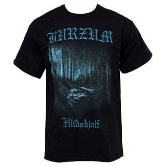 tričko pánske Burzum - Hlidskjalf - PLASTIC HEAD - PH5606
