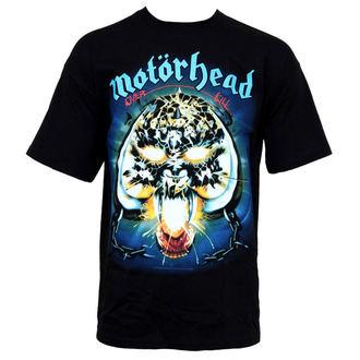 tričko pánske Motorhead - Overkill, PLASTIC HEAD, Motörhead
