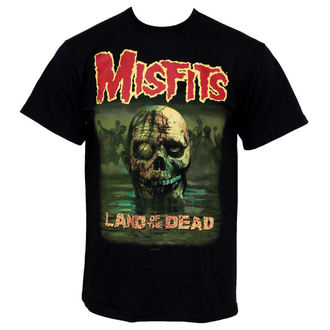 tričko pánske Misfits - Land Of The Dead, PLASTIC HEAD, Misfits
