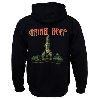 mikina pánska sa zipsom Uriah Heep - Wake The Sleeper, PLASTIC HEAD, Uriah Heep