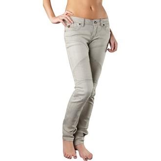 nohavice dámske -jeansy- FOX - Moto-X - ASH
