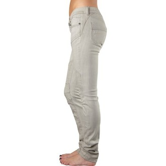 nohavice dámske -jeansy- FOX - Moto-X