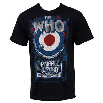 tričko pánske The Who - Pinball - LIQUID BLUE, LIQUID BLUE, Who
