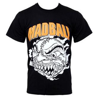 tričko pánske Madball - Classic Ball - Black, Buckaneer, Madball